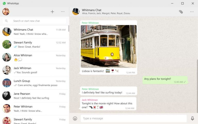 whatsapp releases desktop app for Windows and Mac users